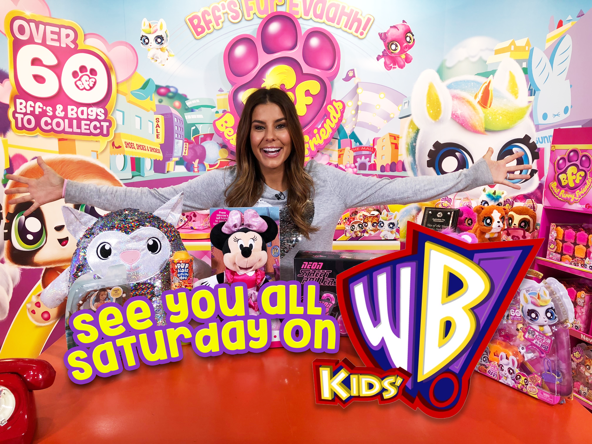 BFF's on Kids' WB!